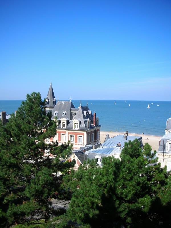 Hotel Cote Normande Vue Sur Mer