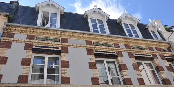 Hotel Trouville sur Mer_Les 2 villas_ext 02