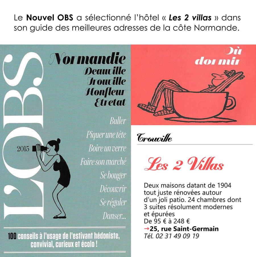2_Nouvel observateur_Hôtel Les 2 Villas
