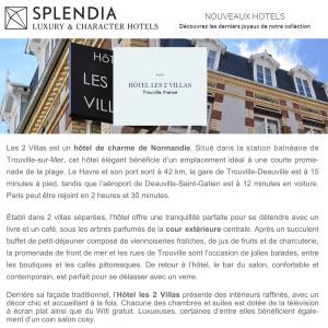4_Splendia_Hôtel Les 2 Villasld