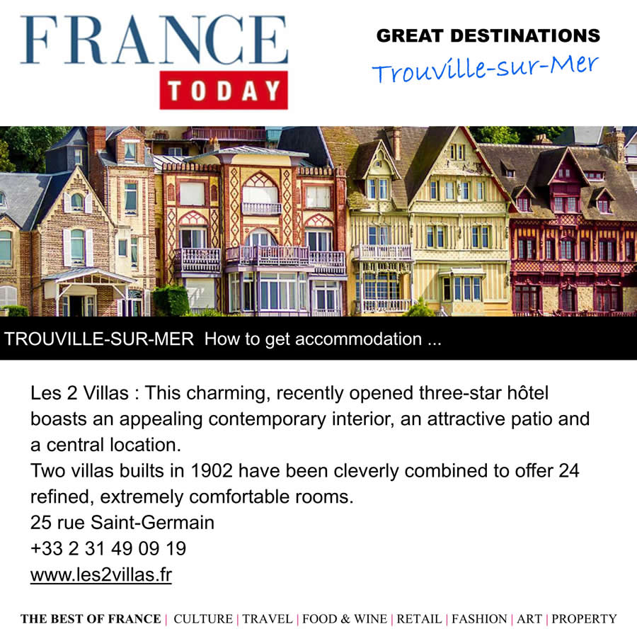 8_France Today_hôtel Les 2 villas